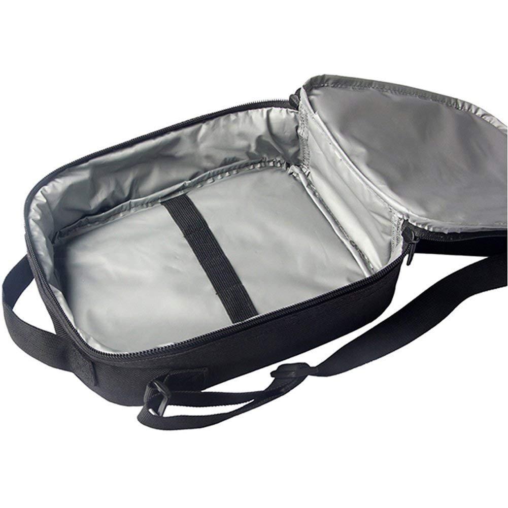 FOR U DESIGNS Whistling Wolf School Shoulder Backpacks Kid's Teen Boys Girls Bookbags Pencilcase Lunchbox 3 Picec/Set by FOR U DESIGNS (Image #6)