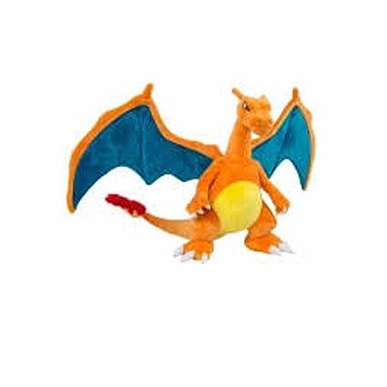 Third Party - Peluche Pokémon - Legacy Premium Dracaufeu 30cm - 3700043307681