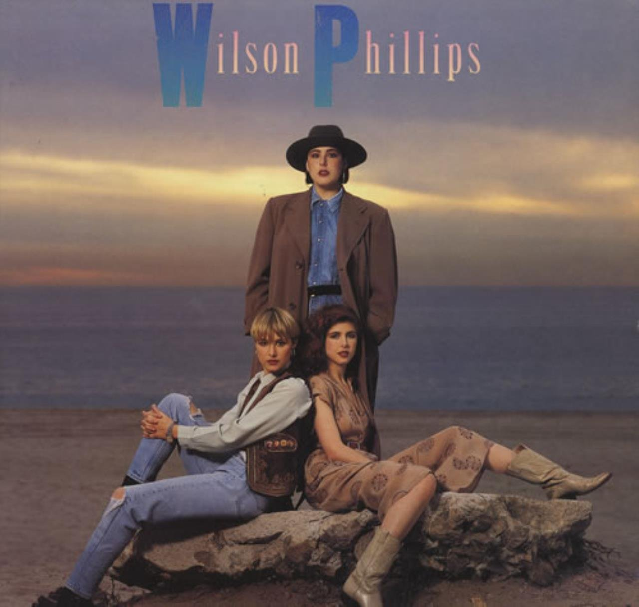 Wilson Phillips by Sbk Records