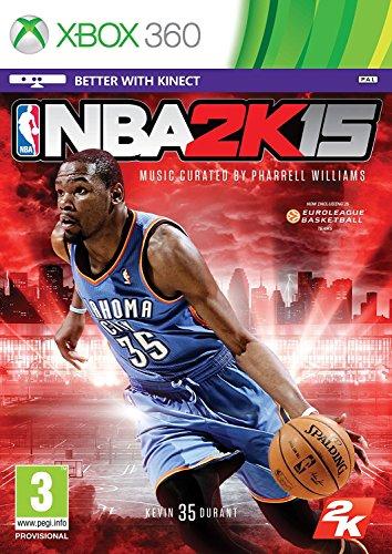 NBA 2K15 (Xbox 360) UK IMPORT REGION FREE