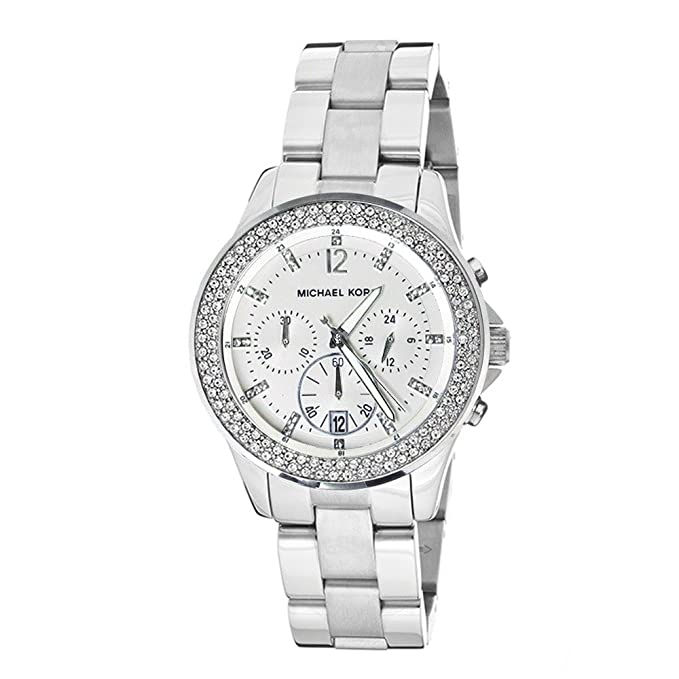 Michael Kors Silver-Tone Watch