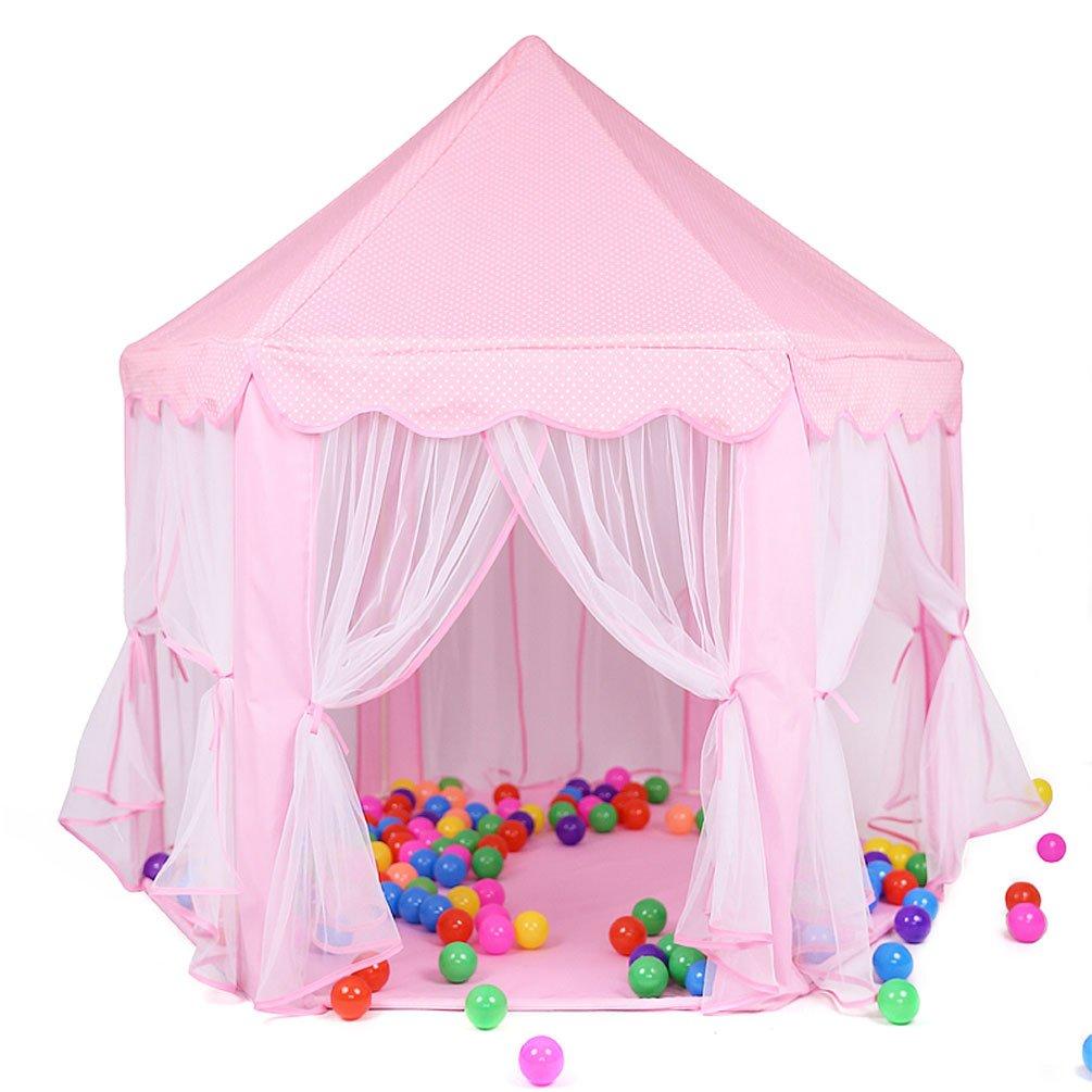 sc 1 st  Amazon.com & Amazon.com: Garne T Princess Castle Play Tent Large: Toys u0026 Games