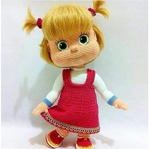 Amazon.com: Sweet Fairy Dolls Amigurumi Crochet Pattern (Easy ...   500x500