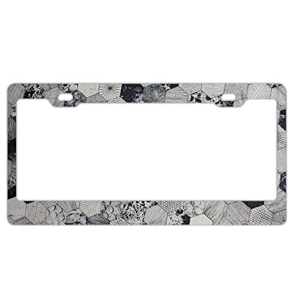 Amazon.com : ArtsLifes Awesome Stainless Steel Board Frames Pattern ...