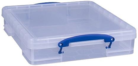 84 l Contenitore in plastica Really Useful Box capacit/à