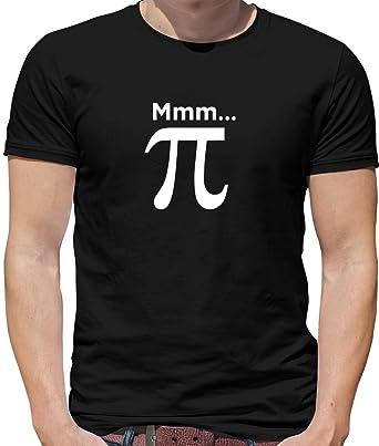 e15241ea3 Dressdown Mmm Pi - Mens T-Shirt - 10 Colours: Amazon.co.uk: Clothing