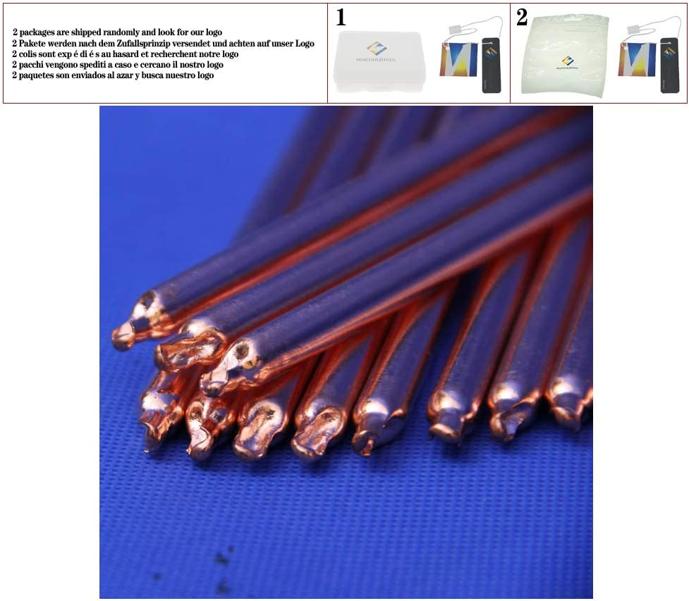 6x100mm 10pcs 6120-300mm Laptop Computer CPU Graphics Card Cooler Efficient Radiator Thermal Conductivity Copper Tube Heat Pipe
