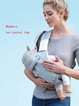 Amazon.com : XBYEBD Angle Adjustable Baby Carrier, Breathable Mesh ...