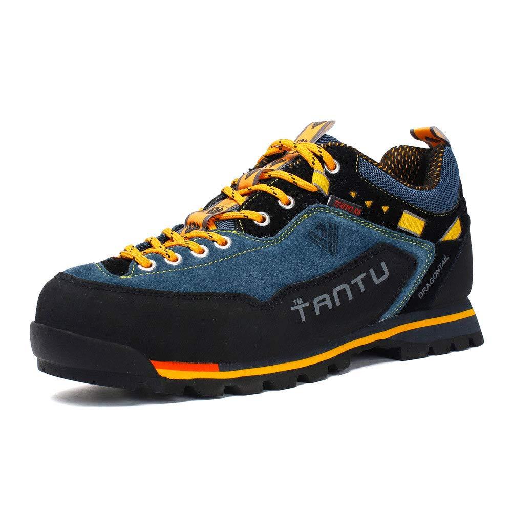 Tlgf Nordwest Territory  Herren Terrain Premium Leder Oberes Wasserdichtes Gehen/Wandern Trekking Stiefel