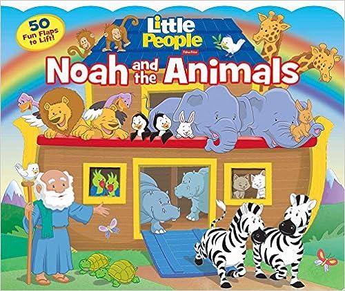 Descargar Bittorrent Español Fisher-price Little People: Noah And The Animals Archivo PDF