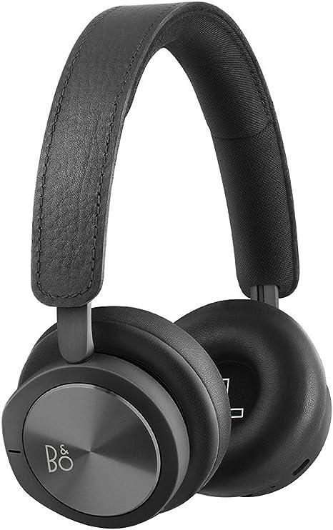 Bang & Olufsen Beoplay H8i - Auriculares supraurales inalámbricos Bluetooth, con cancelación de ruido activa (ANC), modo de transparencia y micrófono, Negro: Amazon.es: Electrónica
