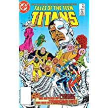 New Teen Titans Vol. 8