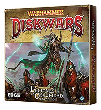 Warhammer Diskwars Juego De Mesa Edge Entertainment Edgwhd03