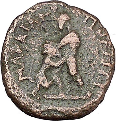 Septimius Severus Coins - 1000 IT SEPTIMIUS SEVERUS Hercules Nemean Lion Leo Zodiac coin Good