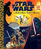 Star Wars Little Golden Book Collection (Star Wars) (Little Golden Book Treasury)