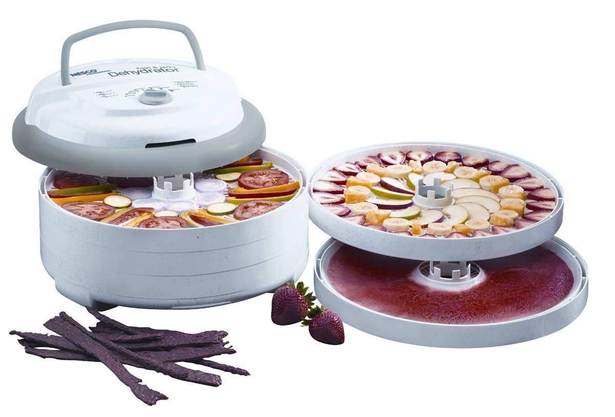 Nesco FD-75PR Food Dehydrator