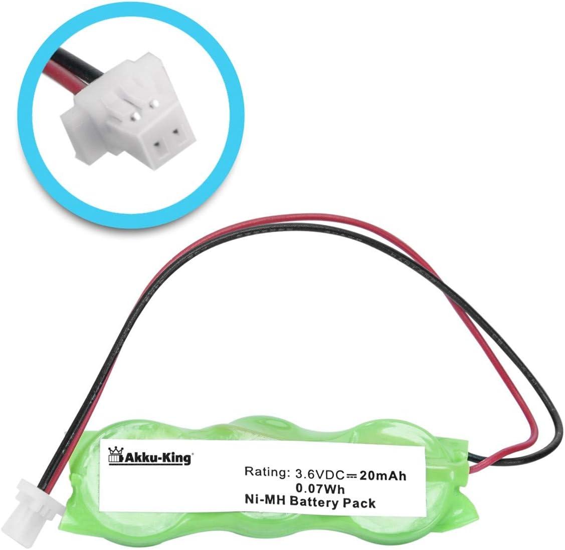Li Ion Backup Cmos Battery For Intermec 6400 Cn2 Cn2b Elektronik