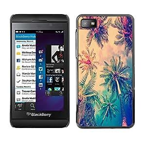 Dragon Case - FOR Blackberry Z10 - it is over - Caja protectora de pl??stico duro de la cubierta Dise?¡Ào Slim Fit