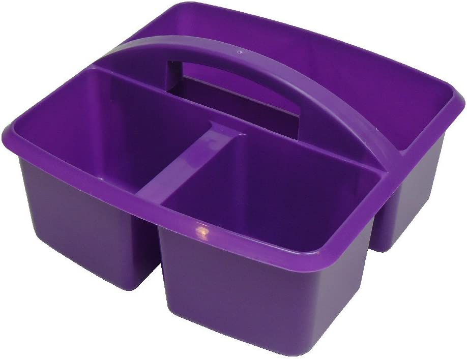 Purple Romanoff Products Small Utility Caddy 25906