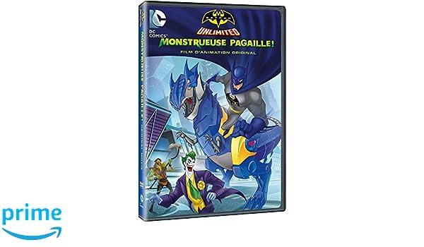 Batman Unlimited : Monstrueuse pagaille [DVD]: Amazon.es ...