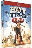 Coffret hot shots ! : hot shots ! ; hot shots ! 2 [Blu-ray] [FR Import]