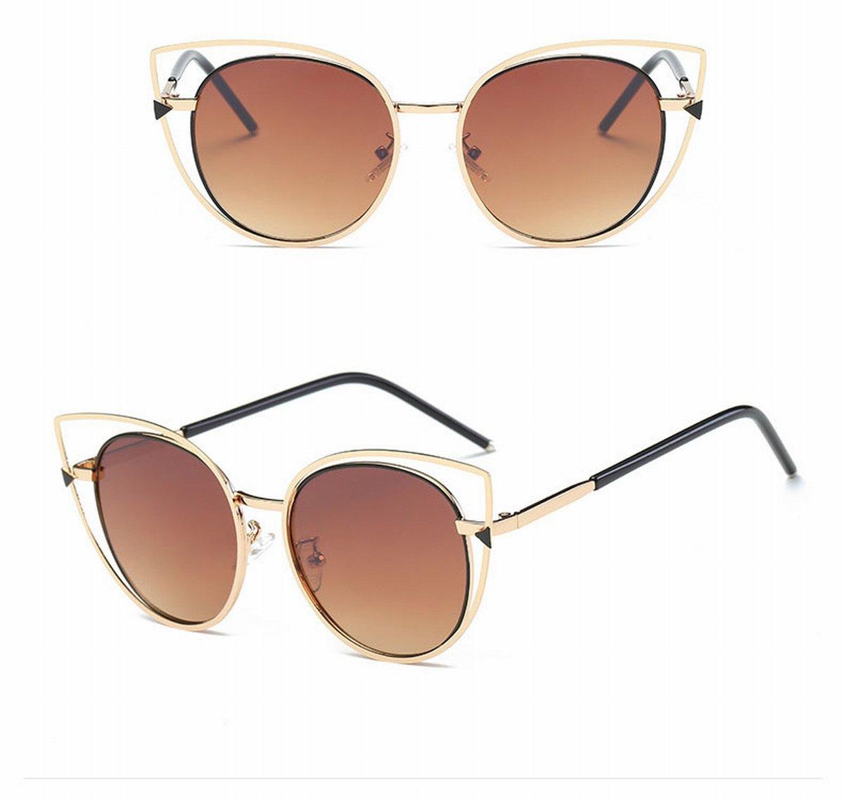 Personalisierte Sonnenbrille Koreanische Mode Brille Weibliche Katze ...