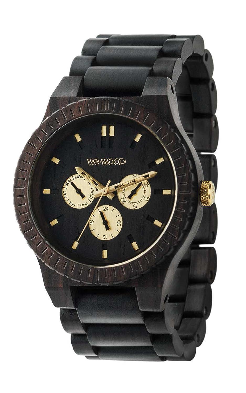 WeWood Kappa Black RO Herrenuhr - Limitiert WW15008