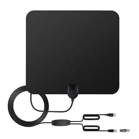 Review Docooler TV Antenna Indoor