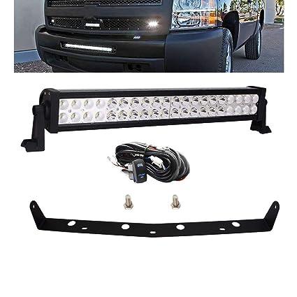 Dasen 20 Inch 120w Off Road Double Row Led Light Bar W Lower Hidden Bumper Mounting Bracket Wiring Harness Fit 07 13 Chevy Silverado 1500 2500 3500