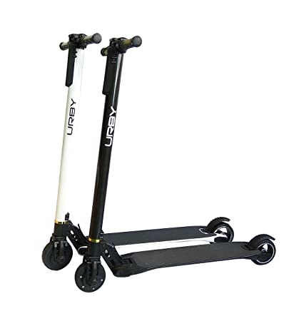 Scooter electrico URBY carbon scooter, fibra de carbono 6 ...