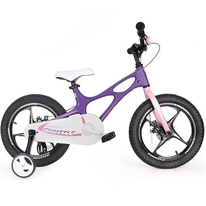 Brilliant firm Bicicletas Marco de Aleación de magnesio Niño Bicicleta 14 Pulgadas 16 Pulgadas Carro de