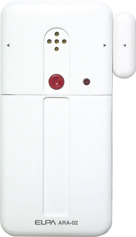ELPA リモコン式ドアアラーム ARA-02 B0013TXNOW
