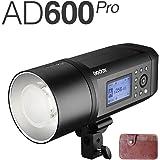Godox AD600 Pro Flashpoint XPLOR 600PRO TTL Monolight alimentado por batería con sistema inalámbrico X 2.4G con gran compatibilidad
