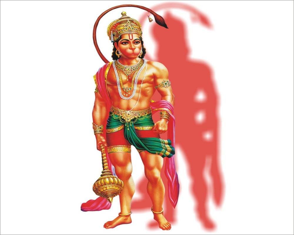 Buy appearance bajrang bali wall sticker online at low prices in india amazon in