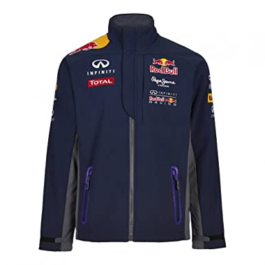 b028e94eab0 Infiniti Red Bull Racing Weste Official Teamline dunkelblau XL ...