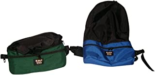 product image for BAGS USA Backpack/Fanny Pack Convertible.top Portion Folds Inside,2-in-1 Expandable Waist Backpack