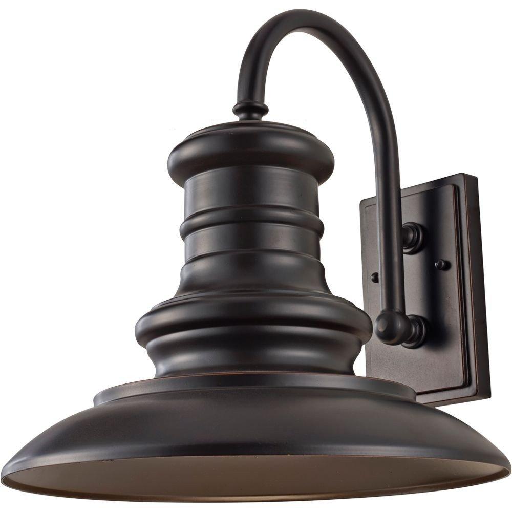 Feiss OL9004RSZ-LED 1-Light Outdoor Lantern