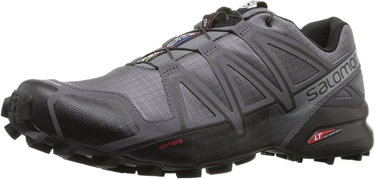 Black/Pearl Grey, 11.5 | Trail Running