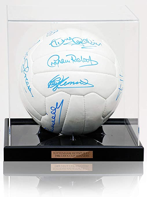 British Sports Museum Tottenham Hotspurs 1984 - Balón de fútbol ...