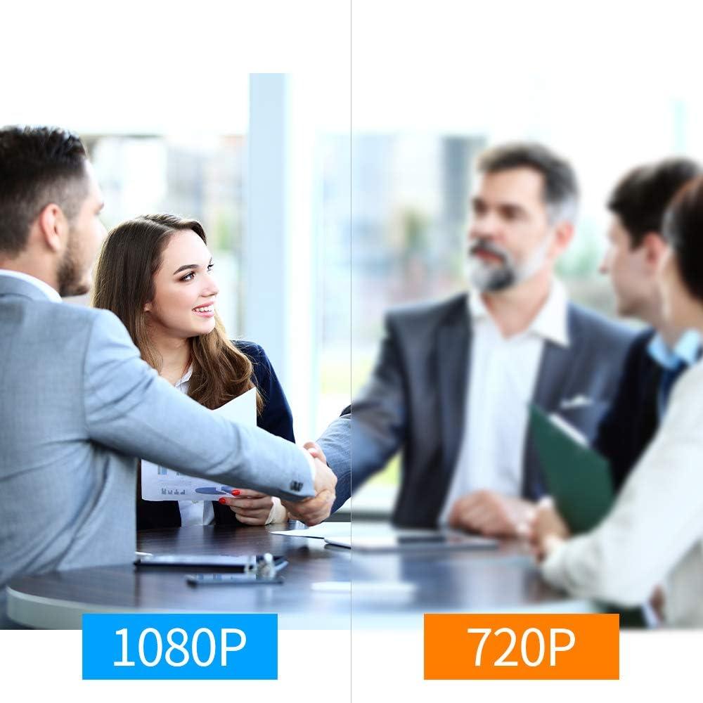 Mini Telecamera Spia Penna Telecamera Spia VSYSTO Telecamera Nascosta Full HD 1080P WiFi Microcamere Videocamera Spia 32GB per ufficio Casa e Allaperto