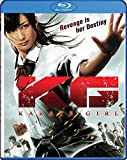 Karate Girl (Blu-ray)