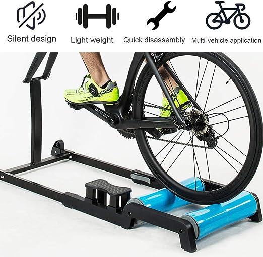 Xcmenl Entrenador Rodillos Bicicleta Interior - Pedal ...