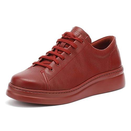 Camper Runner Up Mujer Rojo Zapatillas: Amazon.es: Zapatos y complementos
