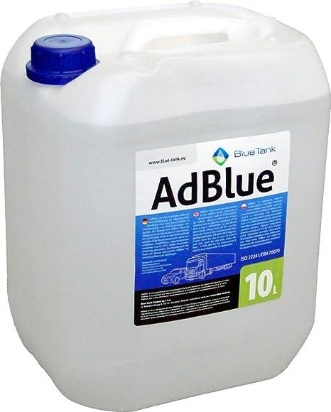 10 Liter Adblue Blue Tank 32 5 Harnstofflösung Iso 22241 Din 70070 Auto
