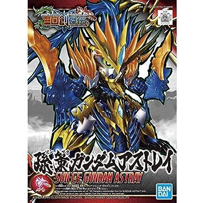 BANDAI Sun Ce Gundam Astray: SD Sangoku Soketsuden x SD Model Kit: Toys & Games