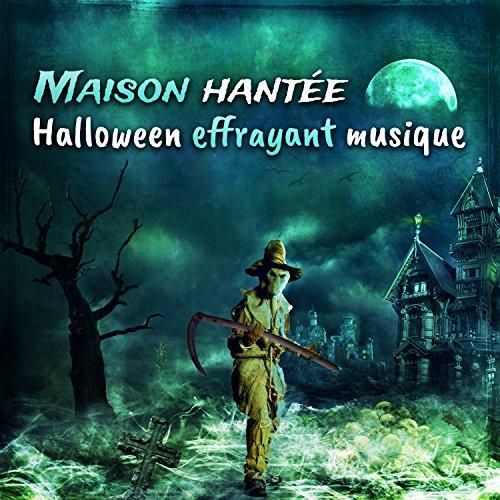 Maison hantée: Halloween effrayant musique - Les effets horribles, Musique d'horreur et de la peur, Meilleure collection de fête d'Halloween pour tous]()