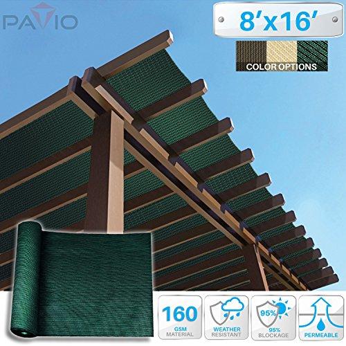 Patio Paradise Sunblock Resistant Greenhouse product image
