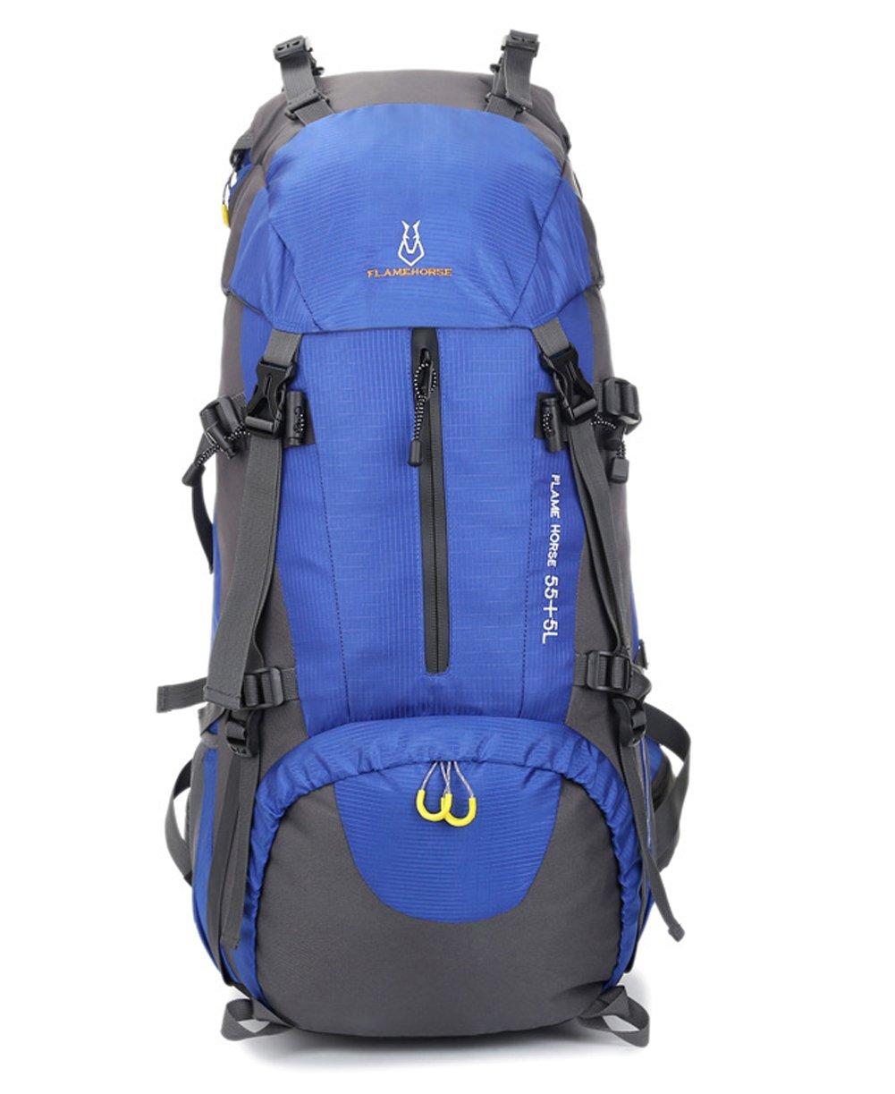 guishi (TM) Mochila de senderismo 60l mochila impermeable deportes ...