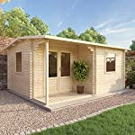Waltons-5m-x-4m-Home-Office-Executive-Wooden-Stylish-Log-Cabin-5m-x-4m-Executive-44mm-Double-Glazed