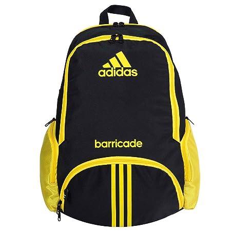 adidas Mochila Padel Barricade Yellow 2.1: Amazon.es: Deportes y aire libre